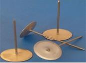 "Quilting Pins 2.5"" long x 14 Gauge, Mild Steel  4014-0250-1: CEVaC IF5360"