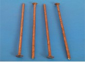 Weld Coppered Pins