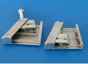 Mez Wedges Fixing Clamps for Flange: CEVaC DA6430