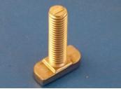 Threaded Rod - M6, Mild Steel Bright Zinc Plate x 1M length: CEVaC DA6540