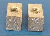 Wedge nuts, M8, Steel, Zinc Plated: CEVaC DA6550