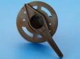 Damper Control RG-90C (Plastic / Nylon) including plastic spindle: CEVaC DA6118