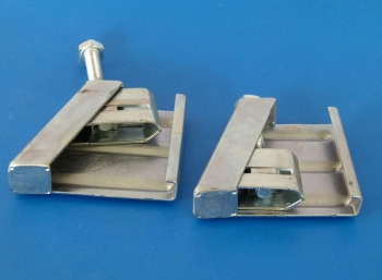 Mez Wedges Fixing Clamps for Flange: CEVaC DA6430