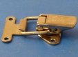 No 25 Toggle Latch & Hook, MS, BZP Various