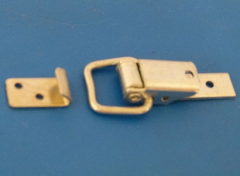 No 27 Toggle Latch & Hook, MS, BZP