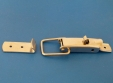 No 38 (F6) Toggle Latch, Spring Lockable & Hook MS, BZP
