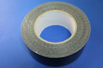 Tape (Duct) Cloth, Black 43mm x 50m (Code 9061): CEVaC DA6413