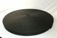Webbing, Polyprop,  Black, 100M roll: CEVaC DA6420