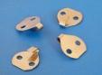 "Lacing Ring 11/16"" diameter. Mild Steel, Bright Zinc Plate: CEVaC IF5400"