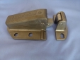 No. 93 Polished Brixon Latch